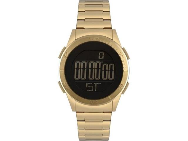 Relógio Feminino Digital Technos Skydiver Dourado BJ3361AB/4P