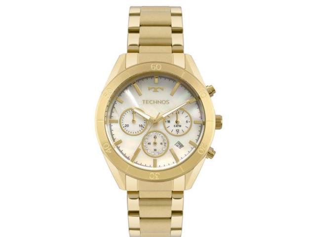 Relógio Technos Feminino Elegance Dourado JS25BV/4B