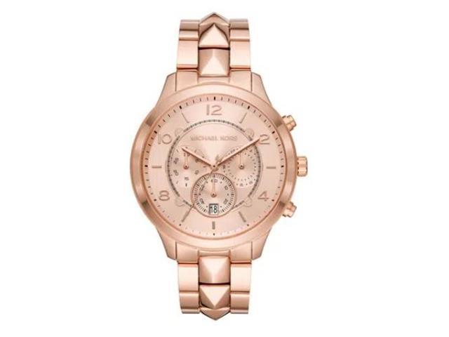 Relógio Michael Kors Feminino Runway Rosé MK6713/1JN