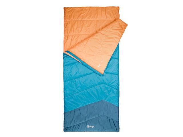 Saco de Dormir Unisex Sunset Steam-Pro Sleeping Bag Azul / Rojo