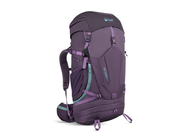 Mochila Experience 65 Backpack Negro Talla Unica