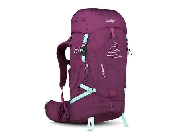 Mochila X-Perience 55 Backpack Morado