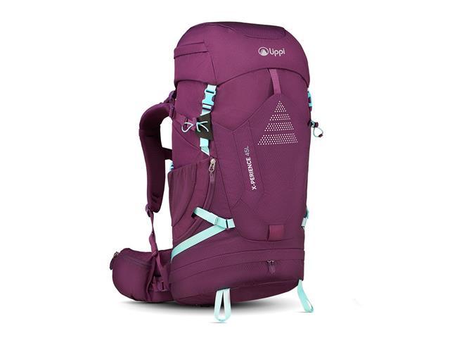 Mochila X-Perience 45 Backpack Morado