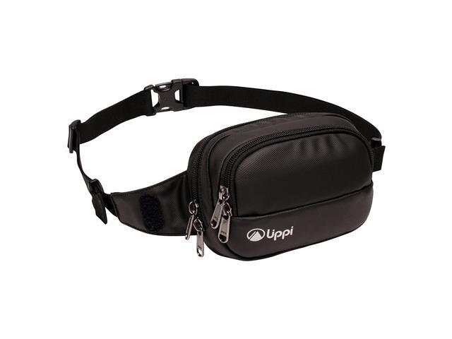 Banano Travel Fox Waistbag 1L Negro
