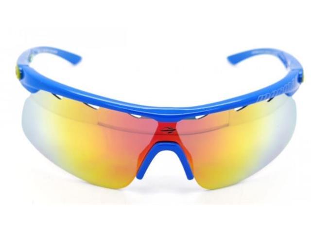 Óculos de Sol Mormaii Athlon 2 Azul e Verde - 1