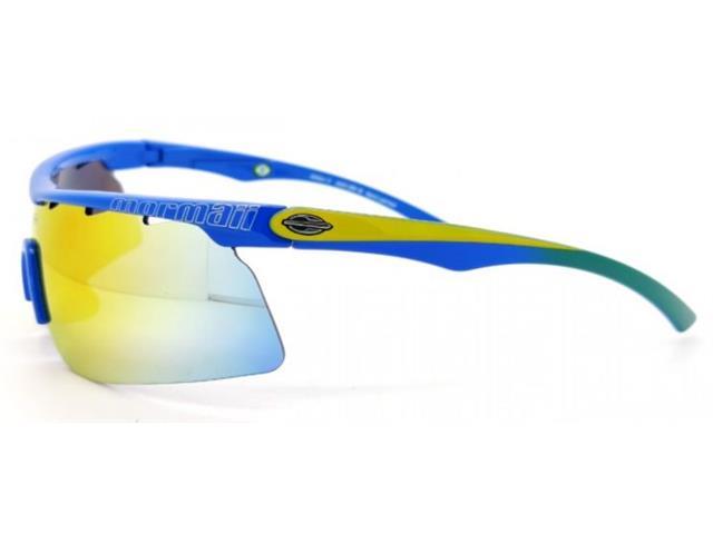 Óculos de Sol Mormaii Athlon 2 Azul e Verde - 2