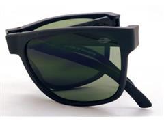 Óculos de Sol Mormaii Origami Dobrável Preto Fosco - 6