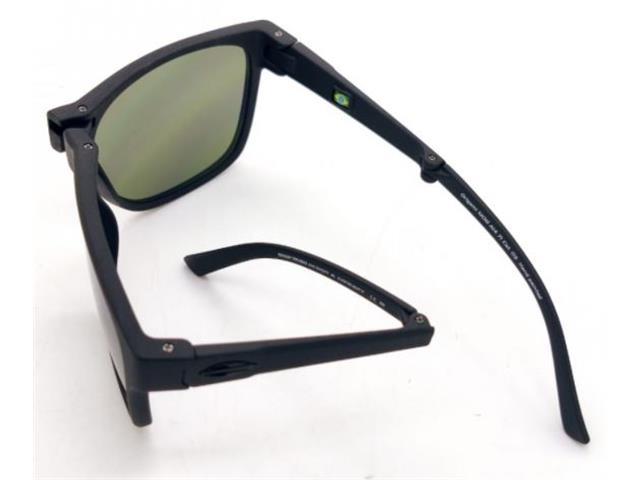 Óculos de Sol Mormaii Origami Dobrável Preto Fosco - 1