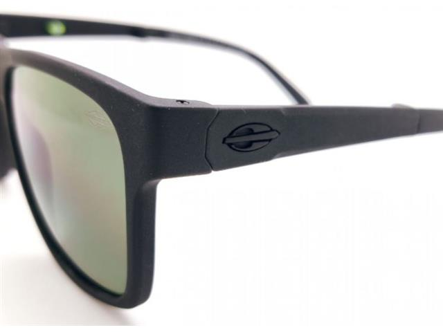 Óculos de Sol Mormaii Origami Dobrável Preto Fosco - 5
