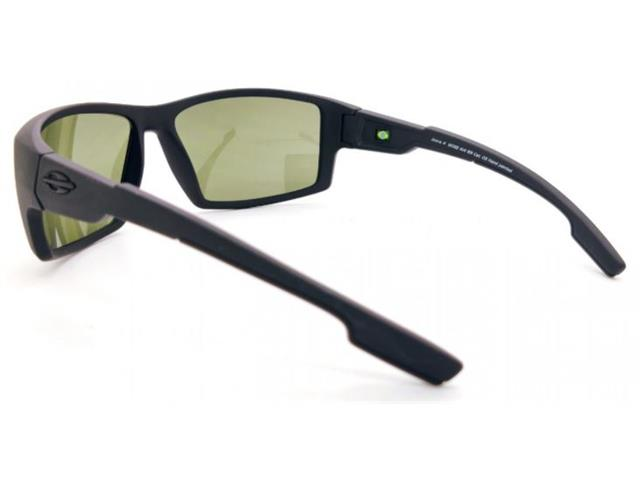 Óculos de Sol Mormaii Joaca 4 Preto Fosco G15 Polarizado - 2