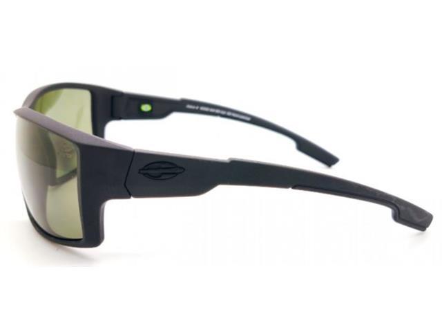 Óculos de Sol Mormaii Joaca 4 Preto Fosco G15 Polarizado - 3