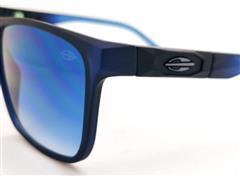 Óculos de Sol Mormaii Tokyo Azul Escuro Degradê Azul Claro Fosco - 4