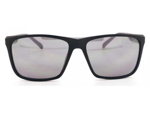 Óculos de Sol Mormaii Tokyo Preto Fosco Lente Cinza Espelhada - 3
