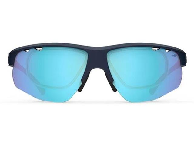 Óculos de Sol Mormaii Eagle Azul Escuro com Lente Azul - 1