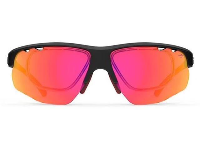 Óculos de Sol Mormaii Eagle Preto Fosco com Lente Vermelha - 1