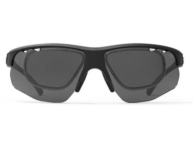 Óculos de Sol Mormaii Eagle Preto Fosco com Lente Cinza - 1