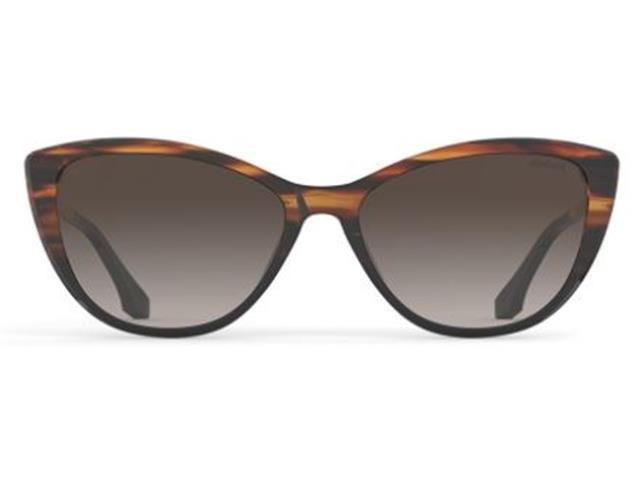 Óculos de Sol Colcci Agatha Solar Preto e Dourado - 1