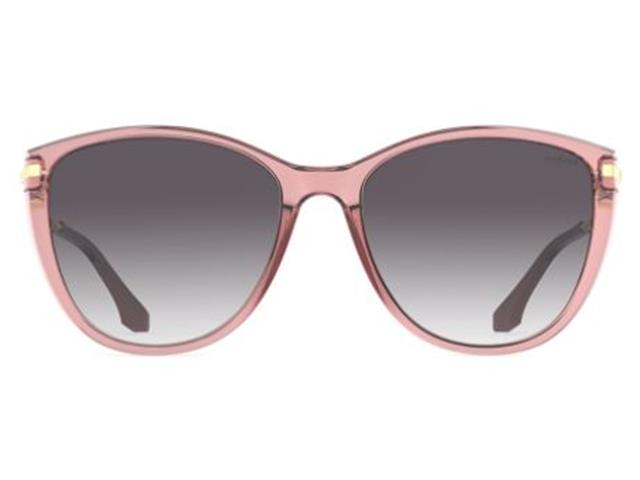 Óculos de Sol Colcci Tati Bordô Lente Cinza Degradê - 1