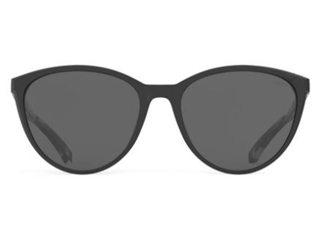 Óculos de Sol Colcci Kim Solar Preto com Demi Leitoso Lente Cinza - 1