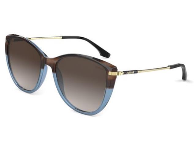 Óculos de Sol Colcci Tati Marrom Lente Marrom Degradê