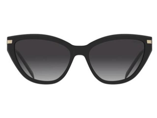 Óculos de Sol Colcci Cami Preto Lente Cinza Degradê - 1
