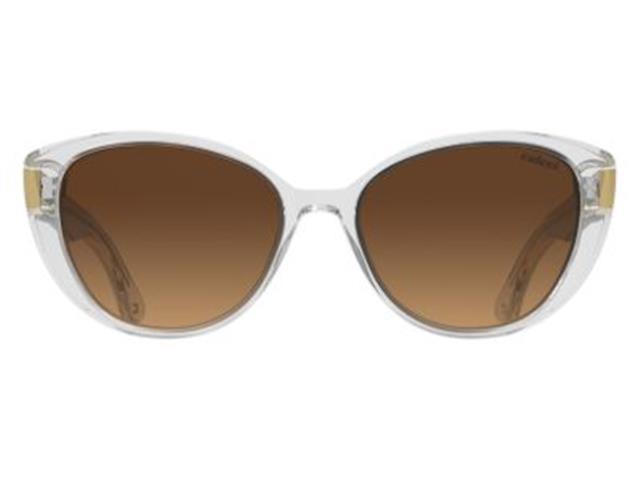 Óculos de Sol Colcci Lara Transparente Lente Marrom Degradê - 1