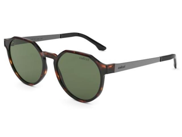 Óculos de Sol Colcci Noa Marrom Demi Lente G15