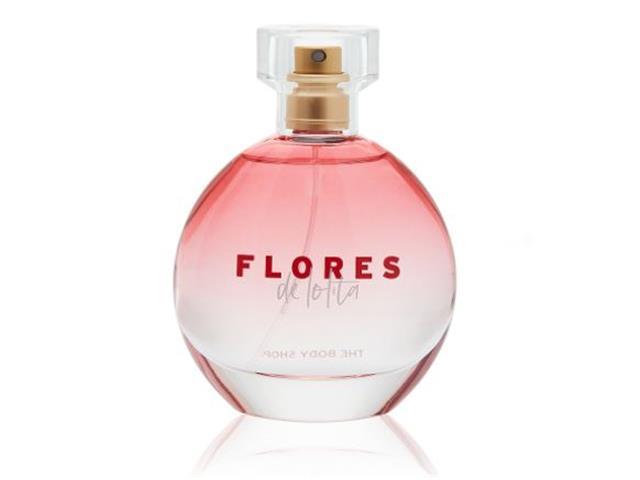 Deo Fragrância The Body Shop Flores de Lolita 75ML