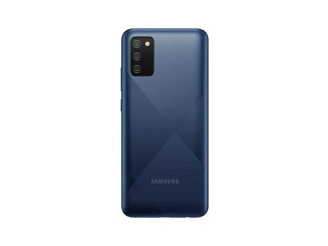 """Smartphone Samsung Galaxy A02s Azul 32GB, Tela Infinita de 6.5"""", Câmera Tripla, bateria 5000mAh, 3GB RAM e Processador Octa-Core - 2"""