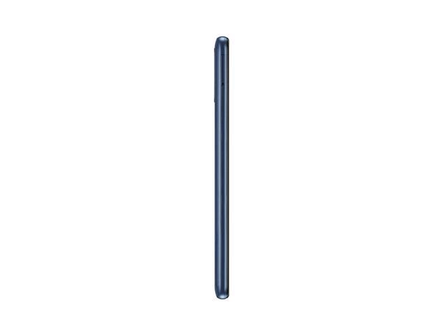 """Smartphone Samsung Galaxy A02s Azul 32GB, Tela Infinita de 6.5"""", Câmera Tripla, bateria 5000mAh, 3GB RAM e Processador Octa-Core - 5"""