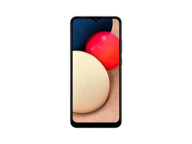 "Smartphone Samsung Galaxy A02s 32GB Tela 6.5""Câm Tripla 13+2+2MP Preto - 1"