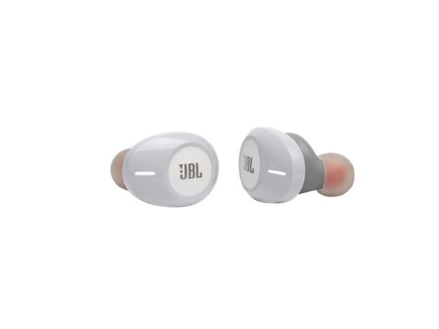 Fones de Ouvido Bluetooth JBL in ear true Wireless JBLT125TWSWHT - 1