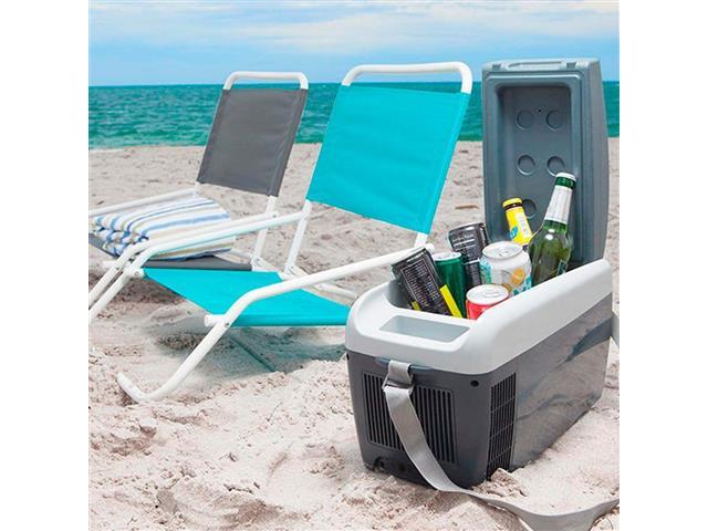 Mini Geladeira Portátil para Carro Blacker&Decker 6 Litros - 3