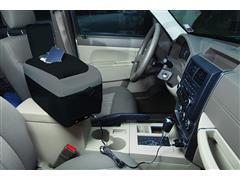 Mini Geladeira Portátil para Carro Blacker&Decker 6 Litros - 1