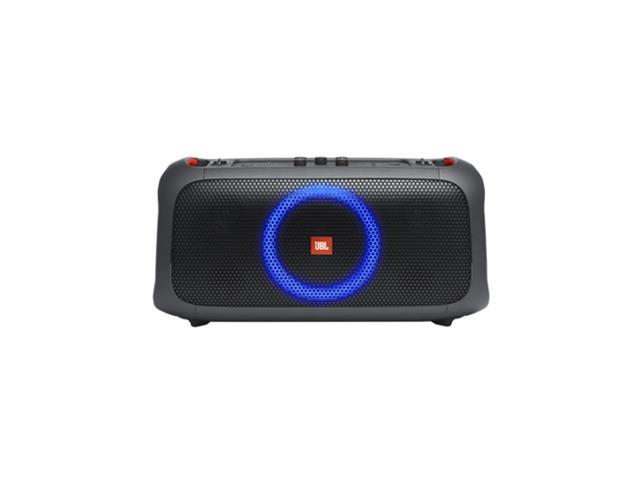 Caixa de Som JBL Partybox On-The-Go com Bluetooth, Luzes e Microfone sem Fio - 100W - 2