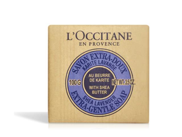 Sabonte Corporal L'Occitane en Provence Karité Lavanda 100G