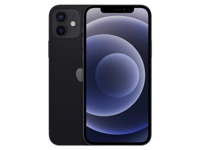 iPhone 12, 128GB negro