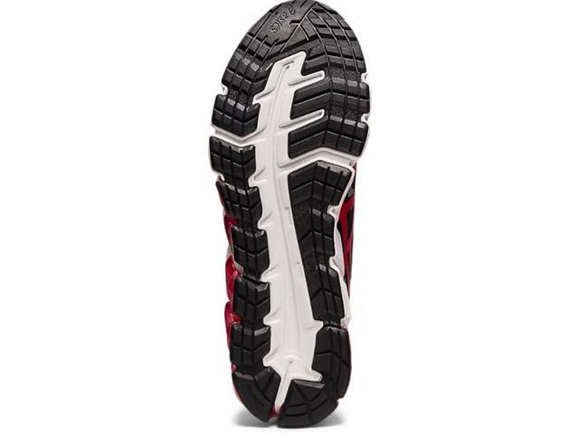 Tênis Asics Gel-Quantum 180 Black/Classic Red Masc Tam 41 - 5
