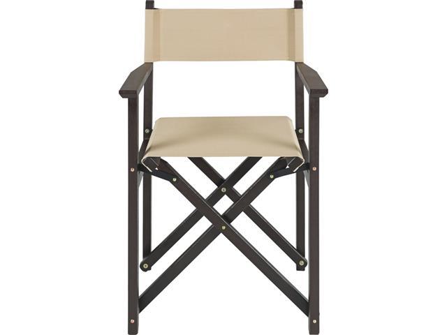 Cadeira Diretor Tramontina Tabaco com Bege