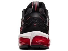 Tênis Asics Gel-Quantum 180 Black/Classic Red Masculino - 3