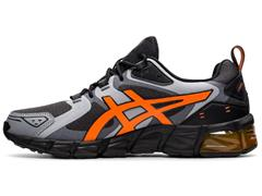 Tênis Asics Gel-Quantum 180 Graphite Grey/Marigold Orange Masculino - 2