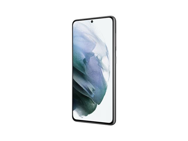 """Smartphone Samsung Galaxy S21 5G Cinza 128GB, 8GB RAM, Tela Infinita de 6.2"""", Câmera Traseira Tripla, Android 11 e Processador Octa-Core - 8"""