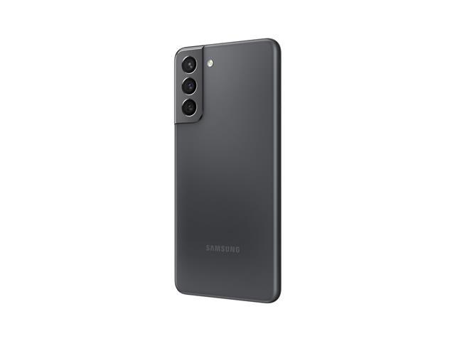 """Smartphone Samsung Galaxy S21 5G Cinza 128GB, 8GB RAM, Tela Infinita de 6.2"""", Câmera Traseira Tripla, Android 11 e Processador Octa-Core - 5"""