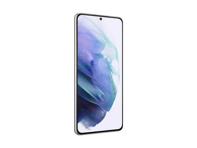 "Smartphone Samsung Galaxy S21+ 5G 128GB 6.7"" 8GB RAM 64+12+12MP Prata - 8"