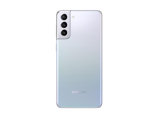 "Smartphone Samsung Galaxy S21+ 5G 128GB 6.7"" 8GB RAM 64+12+12MP Prata - 3"