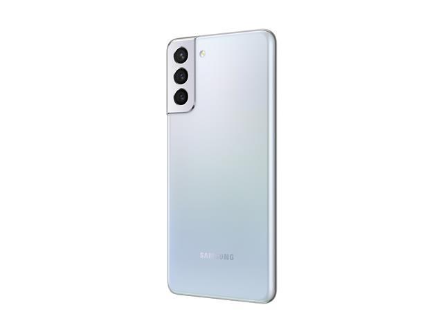 "Smartphone Samsung Galaxy S21+ 5G 128GB 6.7"" 8GB RAM 64+12+12MP Prata - 5"
