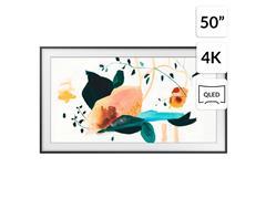 """QLED 50"""" The Frame UHD 4K Smart TV - Samsung - 0"""