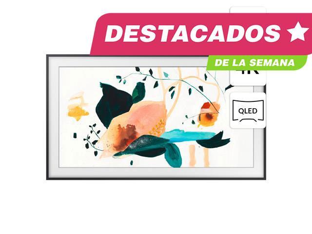 """QLED 50"""" The Frame UHD 4K Smart TV - Samsung"""