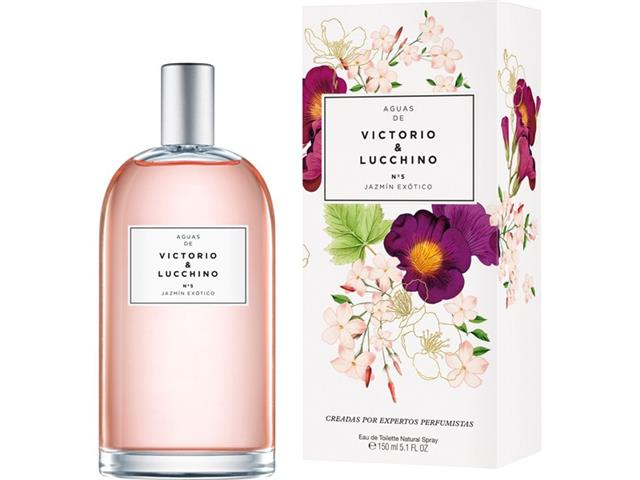 Perfume Victorio & Lucchino Feminino N5 Jazmín Exótico 150ML