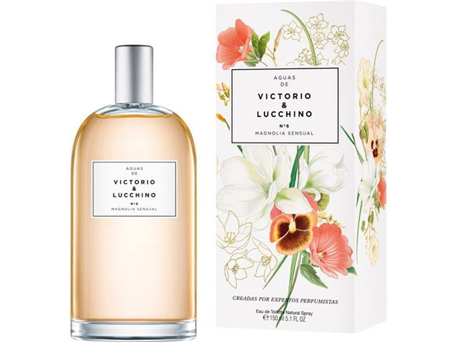 Perfume Victorio & Lucchino Feminino N6 Magnolia Sensual 150ML